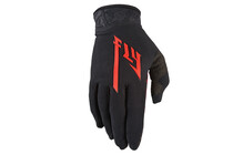 Fly Racing Lite Pro Gants longs rouge/noir